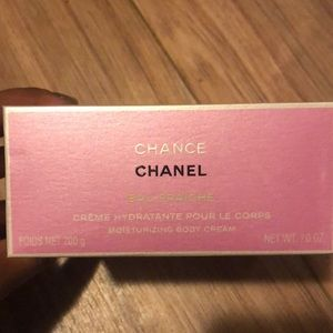 Authentic CHANEL CHANCE Body Creme
